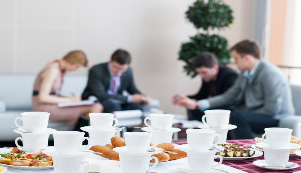 Включите в Ваше деловое мероприятие приятную кофе-паузу.