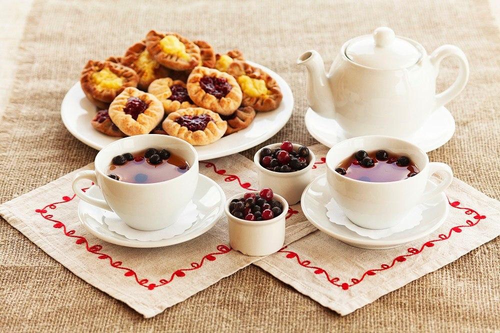 Калитки и чай