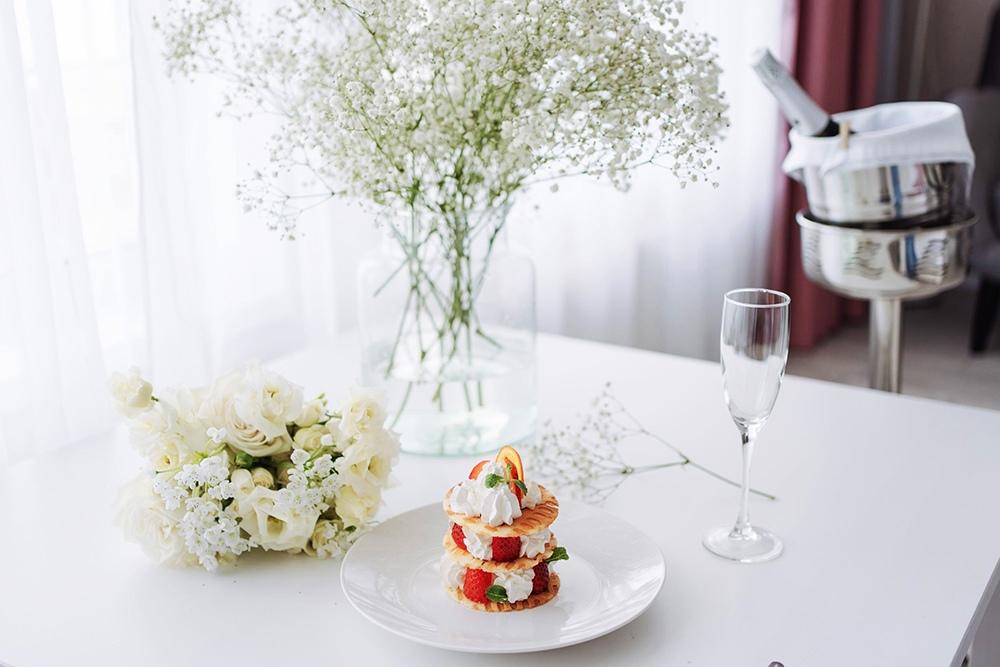 Свадебный номер в спа-отеле «Карелия»